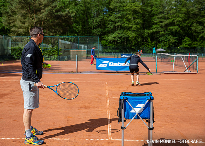 Individuell Tenniseinheiten