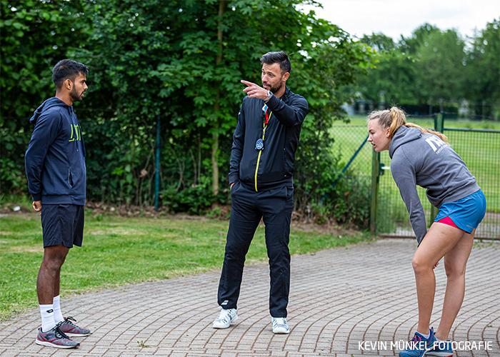 Fitnesscoach Milos Galecic