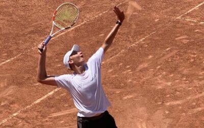 ITF tournament in Cairo