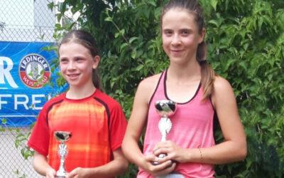 Tournament win for Gloria Reusch